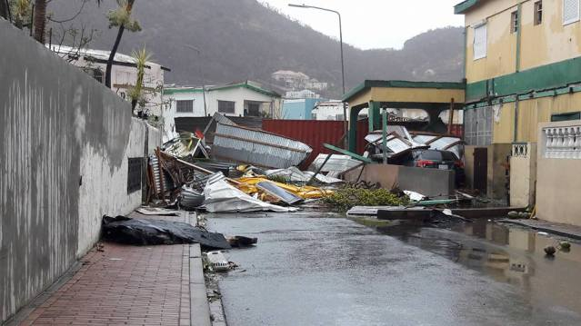 St. Martin Struggles to Weather Hurricane Irma's Devastation
