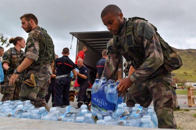 Irma : Les infos à J+4 From Le Pelican Saint Martin
