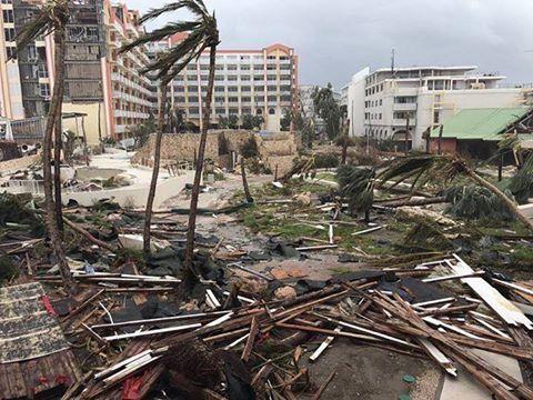 New Photos Maho Beach Sonesta St Maarten Destroyed by Hurricane Irma 2017