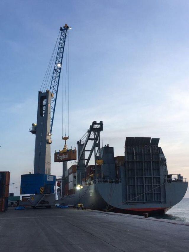 Port St. Maarten Reopens Cargo Operations over the Weekend