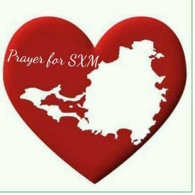 Prayers for St Maarten Saint Martin The Caribbean