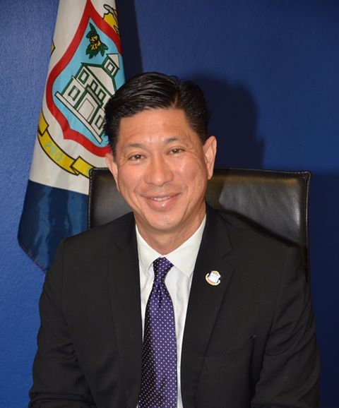 Minister Lee Reports on Ministry Activities Post Irma.