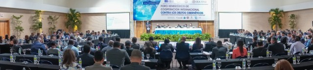 Ministry of Justice participated in the Hemispheric Forum on International Cooperation against Cybercrime