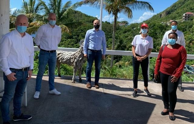 State Secretary Knops To visit St Maarten, Saba Statia